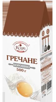 Мука Гречневая натуральная  500 грамм  фото №1