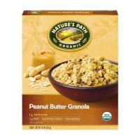 Organic Peanut Butter Granola Гранола с арахисовым маслом
