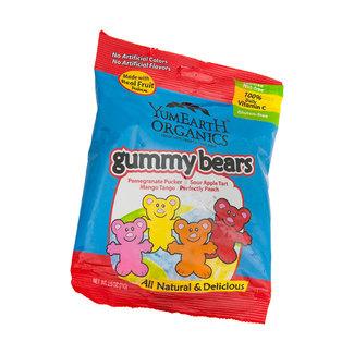 Gummy Bears, Органические мишки-мармеладки. 71 грамм. фото №1