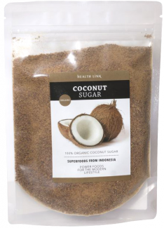 Кокосовый сахар органический, 250 грм фото №1