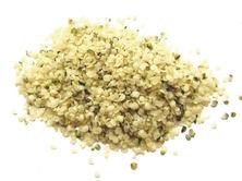 Hempseed Органические семена конопли, очищенные и дроблённые. Суперфуд. 100 грамм