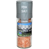 Himalania Coarse Pink Salt, Гималайская розовая соль в кристаллах 85 грамм.