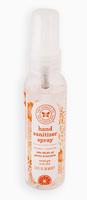 Hand Sanitizer Spray orange with aloe спрей-санитайзер на растительной основе, апельсин. 60 мл.