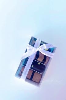 Ассорти конфет гречишный чай - карамель и арахис-финик пралине без сахара 60 грамм фото №1