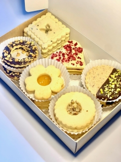 Ассорти натурального печенья «Любимое», без сахара и глютена 650 грамм фото №1
