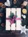 Праздничный новогодний набор в деревянной коробке фото №4