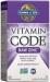 Сырой цинк с витамином С, Vitamin Code, raw zinc, 60  Garden of Life фото №1