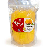 Сушеное натуральное манго KING 500 грамм