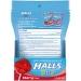 Детские леденцы от кашля и боли в горле со вкусом вишни, HALLS KIDS 10 шт HALLS KIDS фото №2