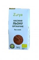 Органические семена льна 200 грамм