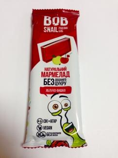 Натуральный мармелад без сахара яблоко-вишня 38 грм фото №1