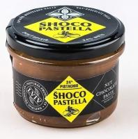 Шоколадная паста с орехом фисташка 240 грм
