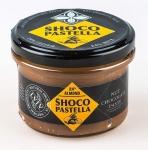 Шоколадная паста с миндальным орехом 240 грм.
