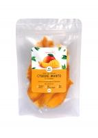 Натуральное сушеное манго 100 грм