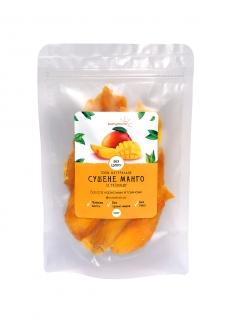 Натуральное сушеное манго 250 грм фото №1