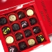 Ассорти конфет на основе кероба без сахара 250 грамм My Healthy Product August фото №1