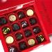 Ассорти конфет на основе кероба без сахара 215 грм фото №1