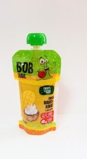 Смузи манго-кокос, без сахара,120 грамм фото №1