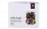 Чай карпатский кипрейный с ягодами малины, черники, брусники. Органик. 50г