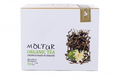 Чай карпатский кипрейный с цветами липы. Органик. 50 г фото №1