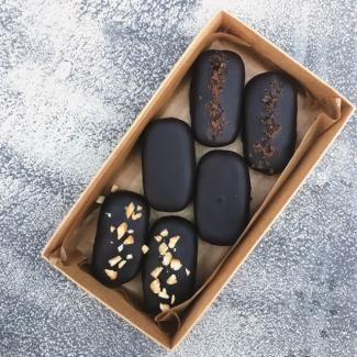 "YARO Набор конфет ""Соленая карамель"" raw 156гр фото №1"