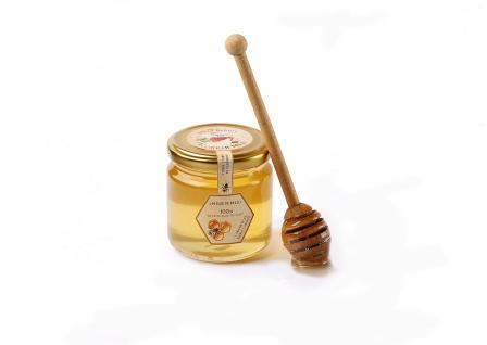 Мед из цветков акации 200 грамм фото №1