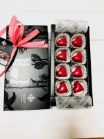 "Коллекция конфет ""Вишня в шоколаде"" 40 грм"