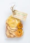 Эко чипсы яблоко+абрикос+ананас, 50 грамм