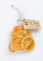 Мандариновые эко чипсы 50 грамм