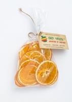 Эко чипсы апельсиновые, 50 грамм