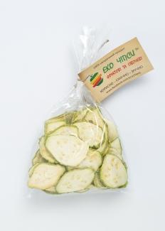 Эко чипсы кабачковые, 40 грамм фото №1