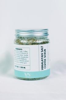 Himalayan salt coffee scrub (антициллюлитный скраб) 250 мл фото №1