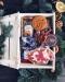 Праздничный новогодний набор в деревянной коробке фото №3