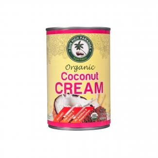 Органический кокосовый крем (сливки) 400 мл фото №1