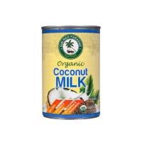 Органическое кокосовое молоко 400 мл