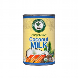 Органическое кокосовое молоко 400 мл фото №1