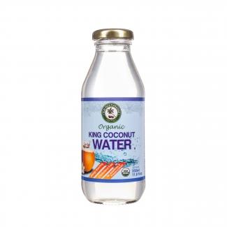 Органическая кокосовая вода, 350 мл фото №1