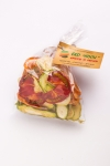 Эко чипсы помидор+кабачок+морковь, 50 грамм