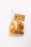 Эко чипсы ананас+дыня+абрикос+слива, 50 грамм