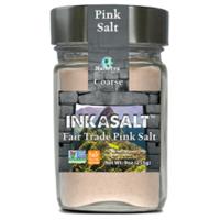 INKASALT Fair Trade Pink Salt Розовая инка-соль,крупнозернистая, 255 г