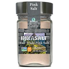 INKASALT Fair Trade Pink Salt Розовая инка-соль,крупнозернистая, 255 г фото №1
