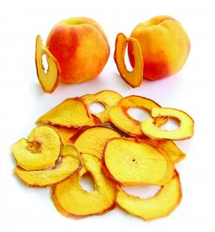 Эко чипсы персиковые, 50 грамм фото №1