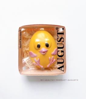 "Натуральная конфета без сахара ""Пасхальное яйцо"" 85 грамм фото №1"
