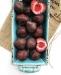 Органическая сублимированная клубника в чёрном шоколаде, 50 грамм   Chocolate studio фото №2