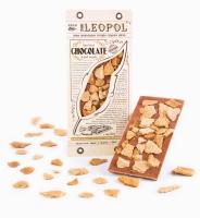 "Натуральный шоколад ""Соленая карамель"" 95 грамм"