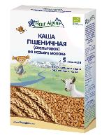 Каша пшеничная (спельтовая) на козьем молоке с 5 месяцев 200г