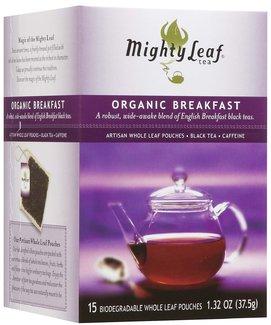 Organic Breakfast Tea Органический черный чай . (15шт. в упаковке) фото №1