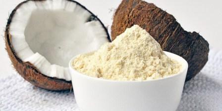 Organic Coconut Flour Органическая кокосовая мука (на развес). Суперфуд. 100 грамм фото №1