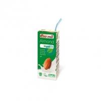 Органическое миндальное молоко с сиропом агавы,200мл
