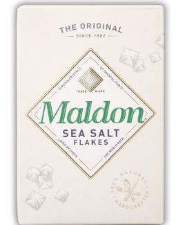 Maldon sea salt flakes (Соль морская хлопьями), 125 грамм фото №1